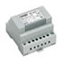 Power supplies and transformers for DIN-rail mounting
